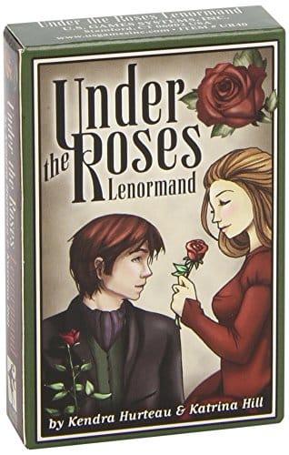 Карты Ленорман, Under the Roses Lenormand
